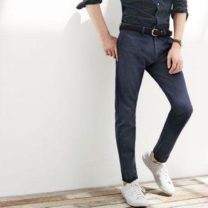 J Crew Essential Chino Pant 484 Slim Size 36 32